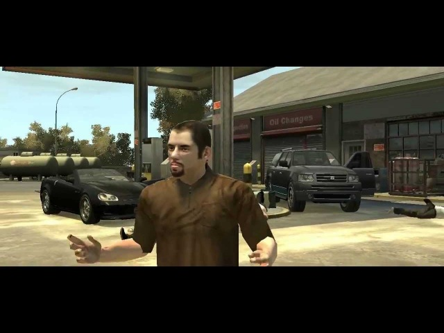 GTA V Trailer 2 remade in GTA IV
