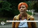 FEMENістки спиляли хрест на знак підтримки Pussy Riot