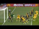 Украина 2 - 1 Швеция второй гол Шевченко Евро 2012