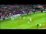 EURO 2012 Россия-Чехия 4-1!