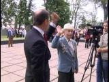 Ляшку вимкнули мікрофон на День Перемоги