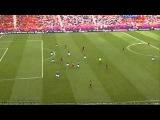 Испания 1-1 Италия гол Фабрегаса