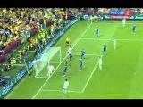 Руни -  Англия (1) - Украина (0).