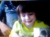 Здрасте дядя!:) Моя племянница :)