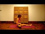 Утренняя йога для гибкости и силы. 14 упражнений.