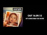 Example - 'Say Nothing' (BURNS Remix) (Out 16.09.12)