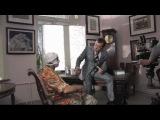 Съемка сцены с Виктором Супруном. Самоубийцы
