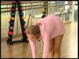 Танцевальная разминка и упражнения с эспандером