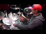 10 Years - Backlash Drum Lesson Video (Brian)