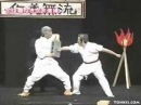 Japanese Human Art - Karate Show (Japon Insan Animasyonu)