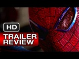 The Amazing Spider-Man 4-Minute Preview (2012) Movieclips Instant Trailer Review HD