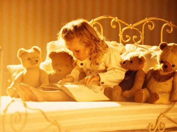 Наверное у каждого из нас есть любимая книга из детства.