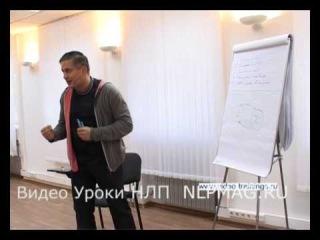 НЛП Практик видео 6. М.Пелехатый