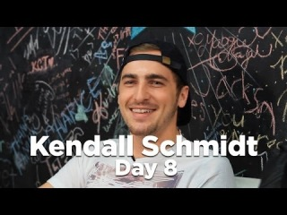 Kendall Schmidt Dishes on Carlos PenaVega's Wedding! 10 Days of Kendall, Day 8