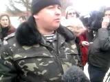 крымская военская часть в Перевальном не будет сдаваться при попытке захвата они дадут отпор