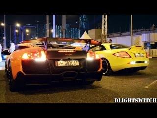 European Supercar Gathering in Qatar 2014