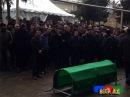 Mehebbet Kazimov Mezari - Vida merasimi Defn Starlife Xezer tv2014