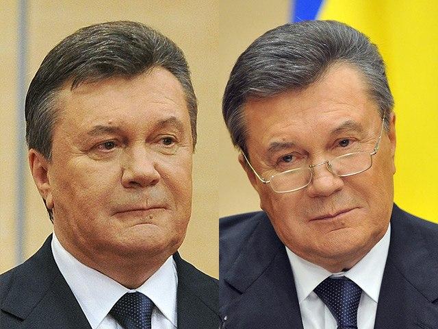 На Украине считают, что в Ростове во второй раз выступал двойник Януковича