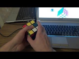 Как собрать кубик рубика 3х3 для начинающих. Урок 5.