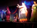 RASA LILA DANCE AT THE RADHA KRISHNA TEMPLE IN NYC 2012