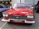My 1958 Plymouth Belvedere - Christine - Remote Engine Start