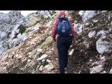 Восхождение на Боботов Кук (Дурмитор, Черногория)
