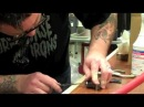 Workhorse Irons - SOBA/Chris Smith Combo Braze-Up Tattoo Machines