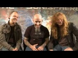 Lars Ulrich - Dave Mustaine ...  AND