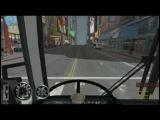 City Bus Simulator 2010 обзор от ViewGameTv