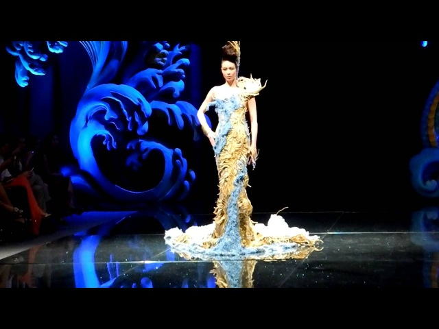 Asian Couture 2012 Singapore - part 1 updated by National Critics Choice - Robin Stienberg