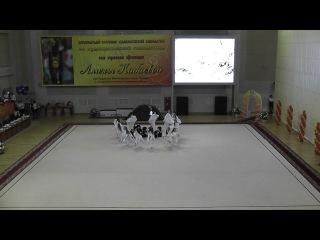 Открытие турнира на призы Алины Кабаевой г. Самара