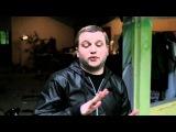 Caspa - War (Behind The Scenes) ft. Keith Flint