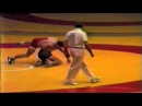 1987 Senior World Championships: 57 kg Barry Davis (USA) vs. Abdelkader Bahloul (TUN)