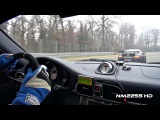 Modified Porsche 997 GT3 OnBoard on the track
