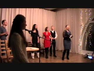 Литературный вечер - Актерская игра на сцене Антикафе