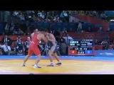 96 кг. Рустем Тотров - Гасем Резаи Олимпиада 2012