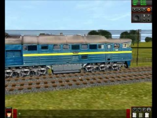 2TE116 - 999 / 1002 (Trainz Classics)