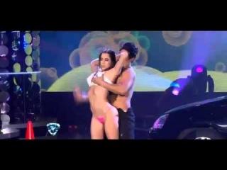 Magui Bravi - Bailando 2012 - Strip Dance