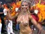 Rosana Ferreira, A Miss Bumbum, É Destaque De Chão Da X-9 Paulistana | Musa Carnaval 2012