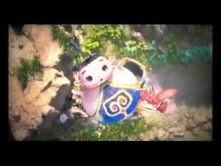 Мультфильм_Тайна острова монстров 3D