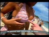 Chocollate Brazil Musa da Praia biquini poá rosa.wmv