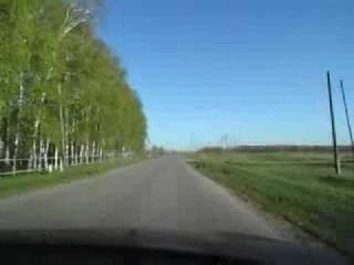 село Исады Спасский р-н Рязанская об-ть (м-н Сказка).MP4