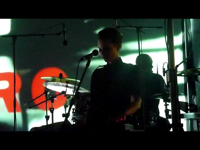 Laibach - Ti, ki izzivaš [Belgrade 2011] HD