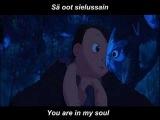 Tarzan - Youll Be In My Heart (Finnish)