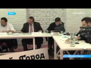 Репортаж о 1-ом собрании оргкомитета митинга к 24 декабря (Москва)