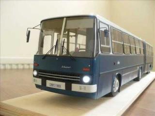 Ikarus 280 makett, BPI-969