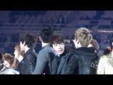 [HD Fancam] 111231 MBC 가요대제전【 EunHae ~♥ 】FIRST HUG of 2012