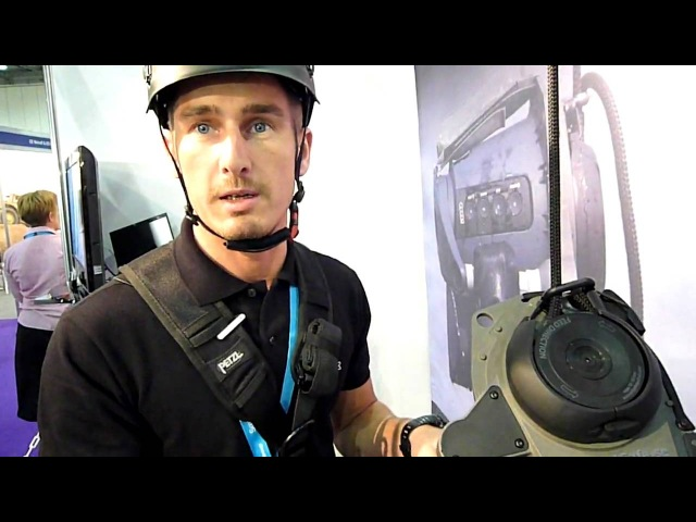 ActSafe T1-16 Demo at DSEI 2009