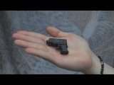 (Airsoft) Most ridiculous airsoft gun ever made : CrossFire Micro Pistol BB Launcher