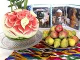 Yoqimli ishtaha_Приятного аппетита!Выставка узбекской кухни